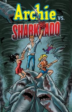 Archie vs Sharknado Dan Parent