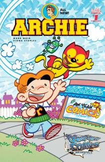 Archie#1AwYeah_Downtown