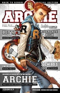 Archie#1FourGrail