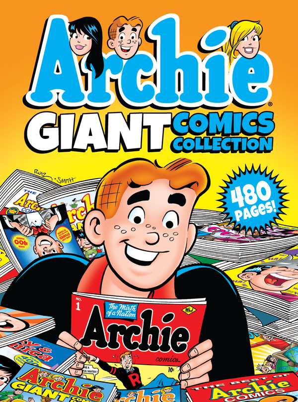 ArchieGiantComicsCollection-0