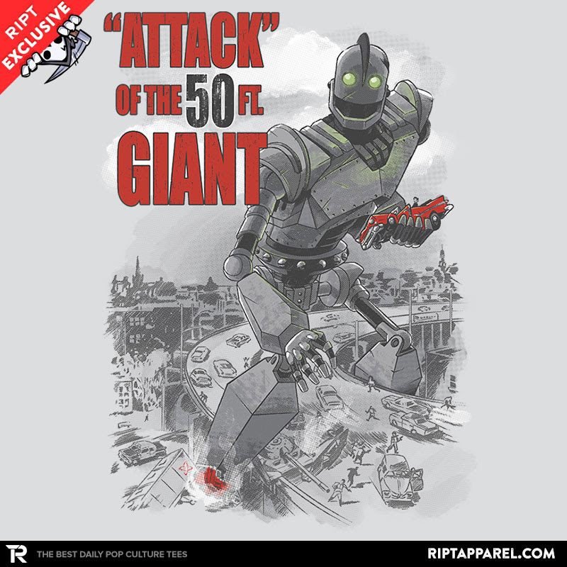 Attack of the 50 ft Giant