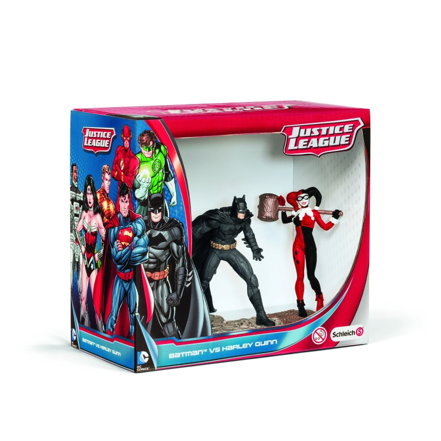 BATMAN vs Harley Quinn (in package)