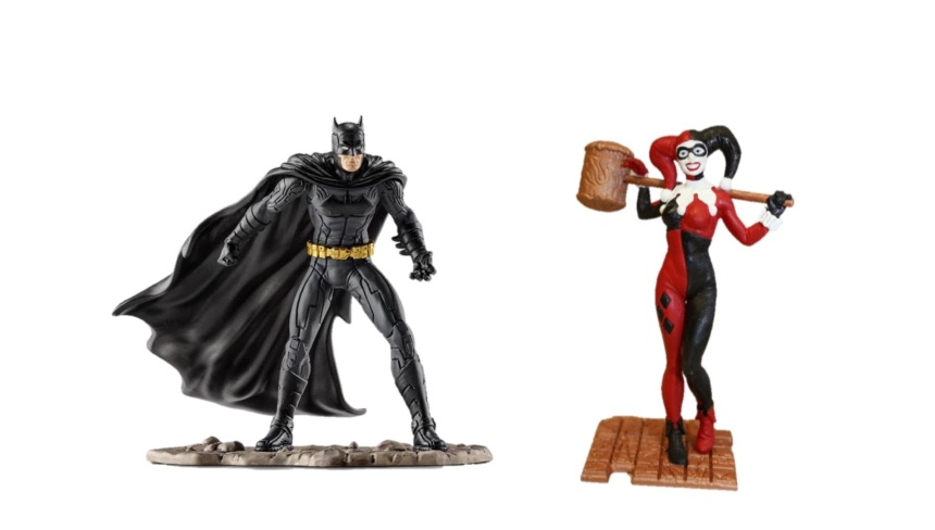 Batman vs Harley Quinn (OOP)
