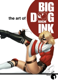 BDI Artbook Cover