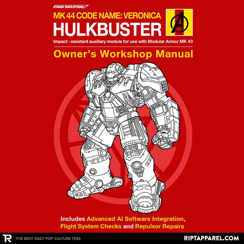 Buster Manual