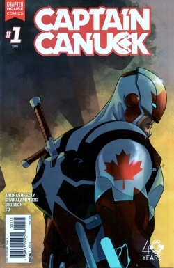 Captain.Canuck 1 cover