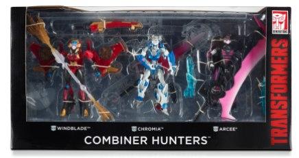 Combiner Hunters pkg 2