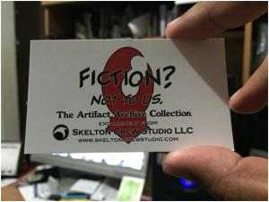 comic book replicas by skelton crew 1