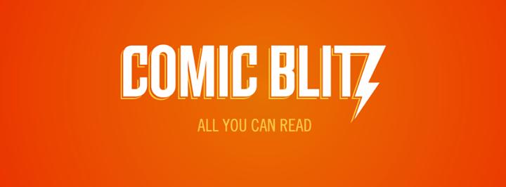 ComicBlitz Header