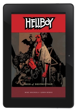 comixology Hellboy