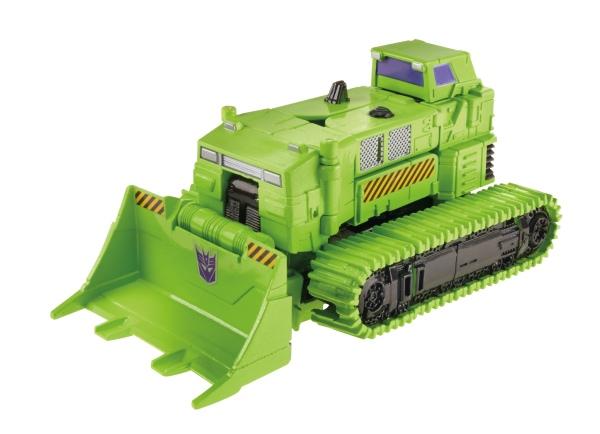 Constructicon Bonecrusher Vehicle