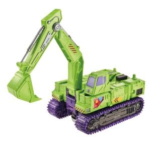Constructicon Scavenger Vehicle