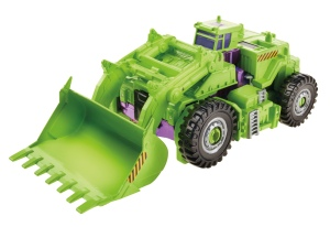Constructicon Scrapper Vehicle
