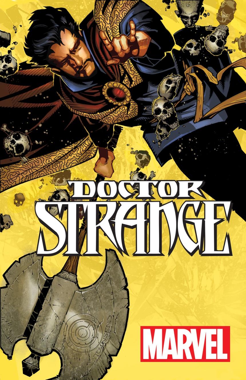 Doctor_Strange_1_Cover