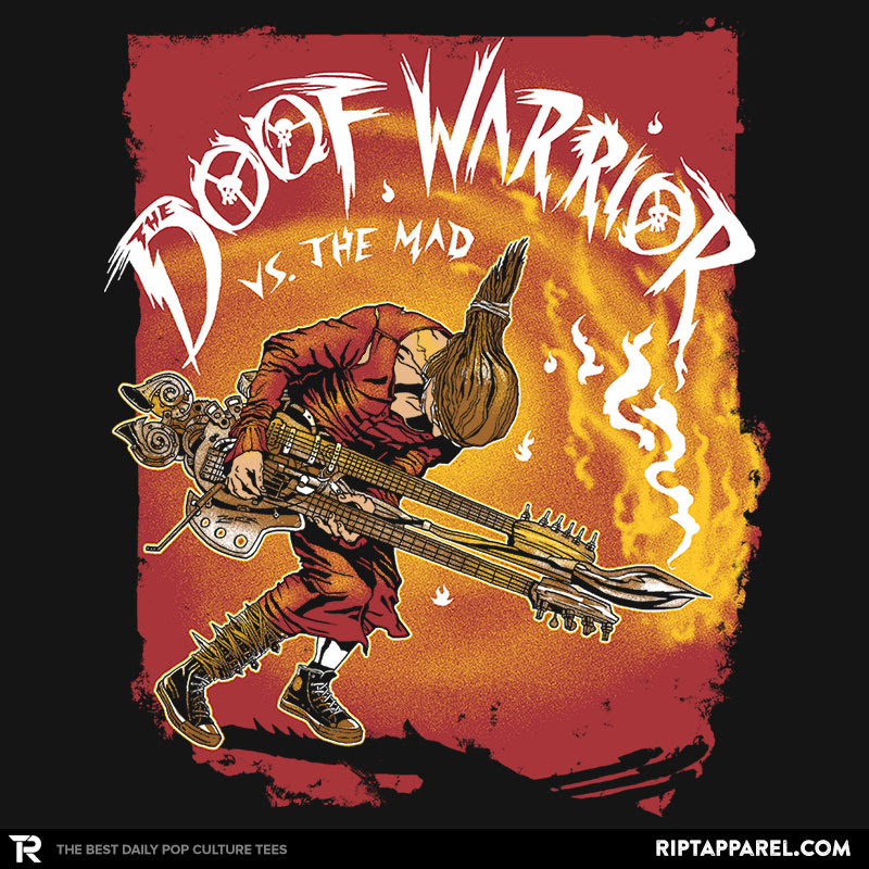 Doof Warrior vs The Mad