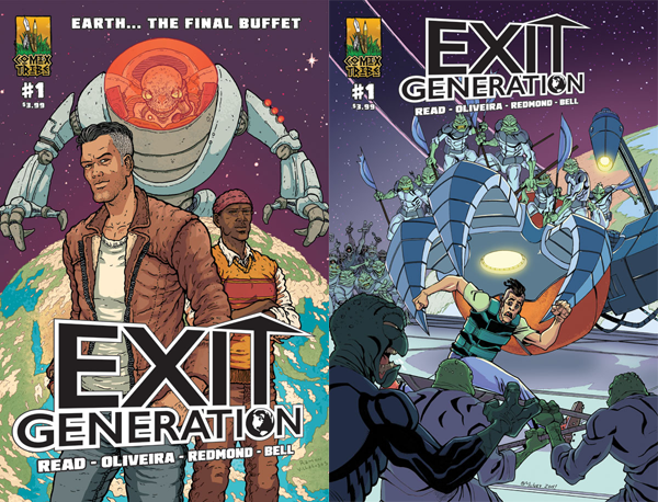 Exit Generation #1 (of 4)