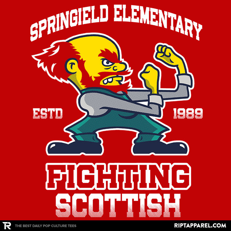 Fighting Scottish