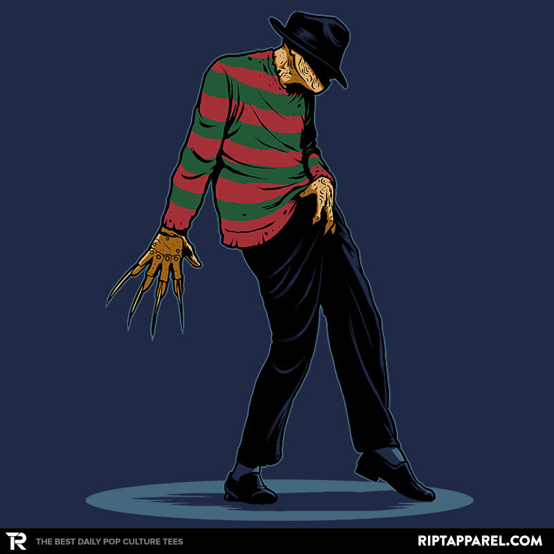 Freddy can dance