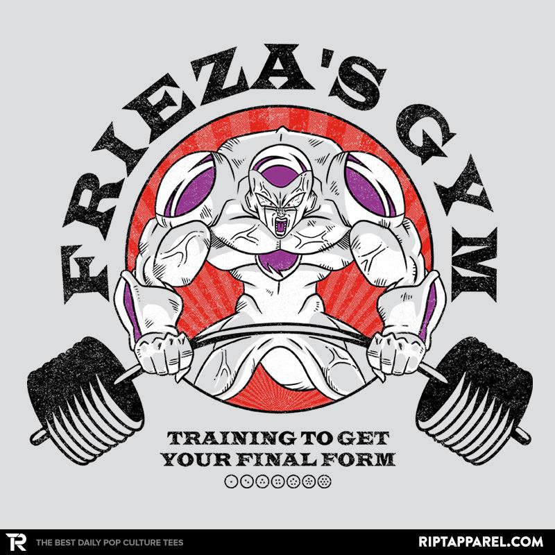 Frieza's Gym