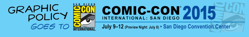 Graphic Policy SDCC 2015