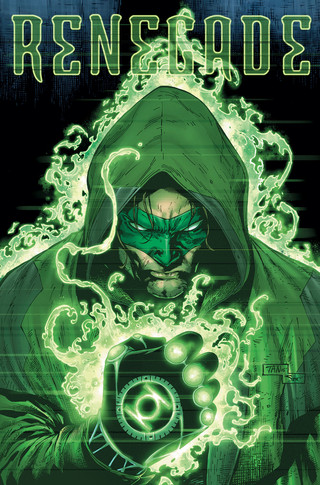 Green Lantern #41 Cover