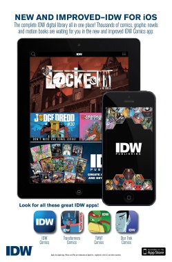 IDW Apps