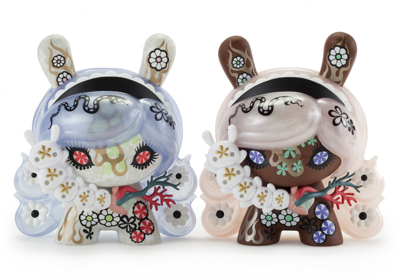 Kidrobot and Junko Mizuno's Violet Soda Lady and SDCC Exclusive Revealed 1