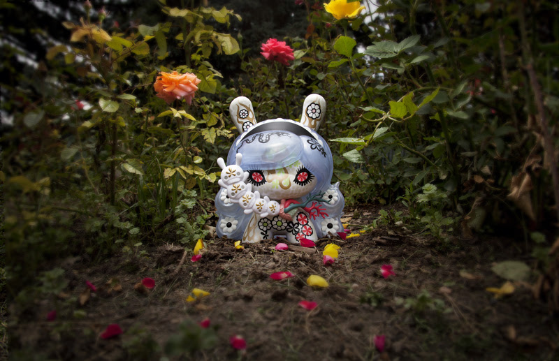 Kidrobot and Junko Mizuno's Violet Soda Lady and SDCC Exclusive Revealed 2