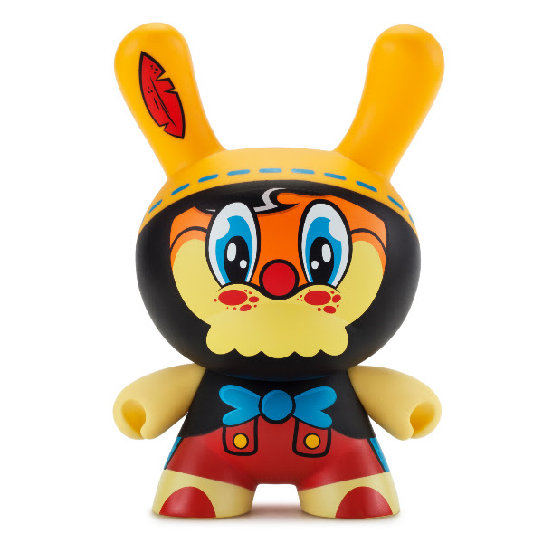 Kidrobot and WuzOne's Premiere Collaboration Revealed 1