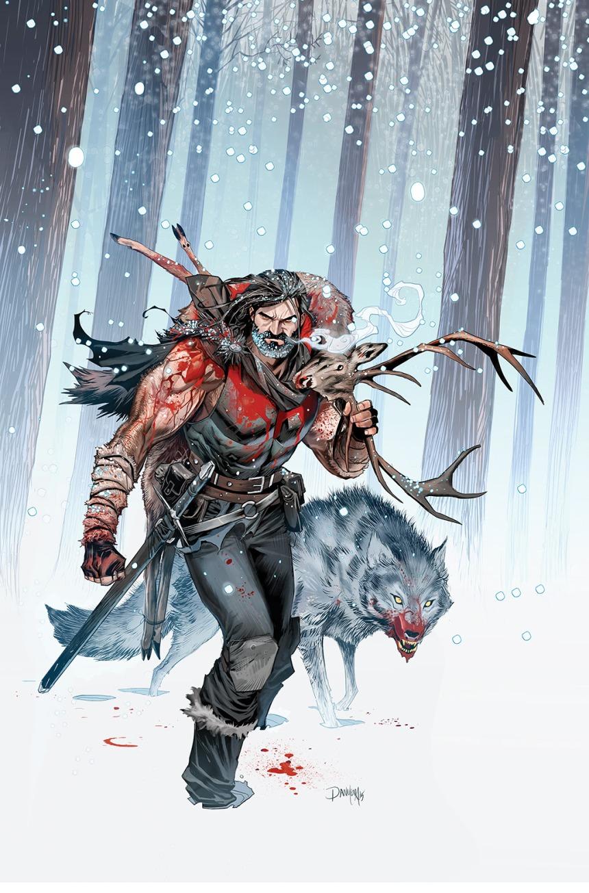 Klaus #1 Cover by Dan Mora
