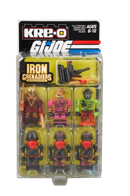 KRE-O_SDCC G.I. JOE_VHS_3Pack 18