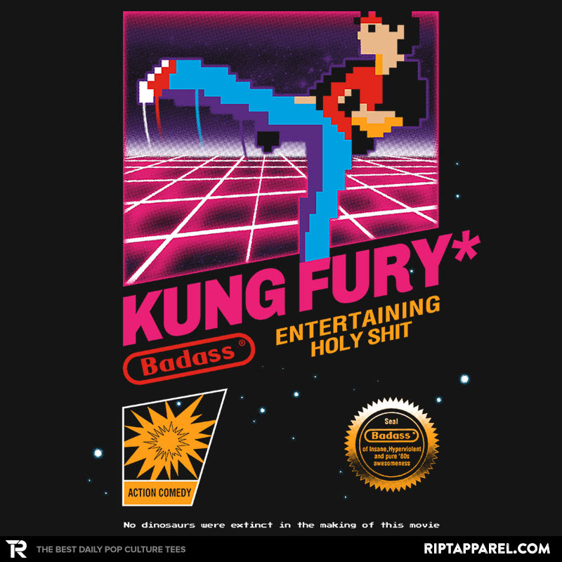 Kung Fu Retro Game