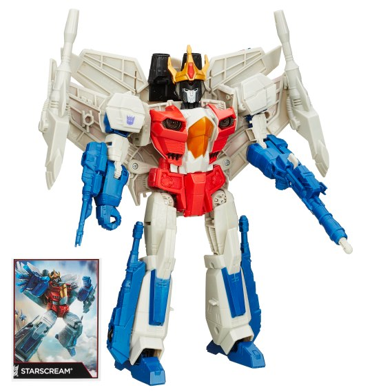 Leader Starscream ROBOT