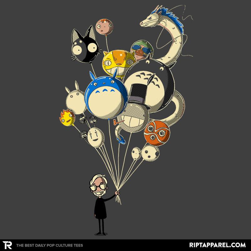 Miyazaki's Balloons