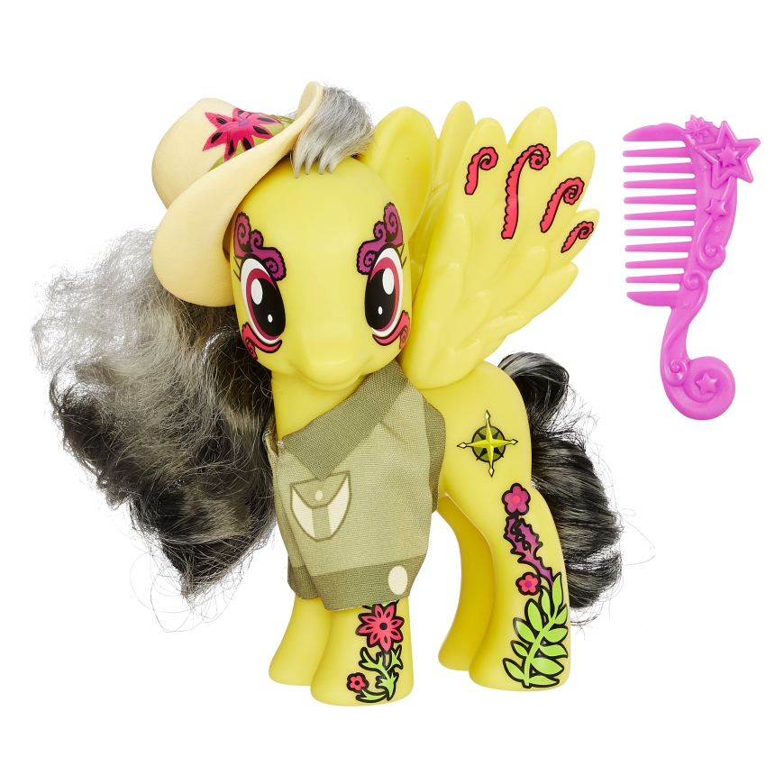 MLP DARING DO DAZZLE (OOP)