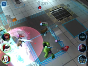 MMH - Age of Ultron - screenshot 2