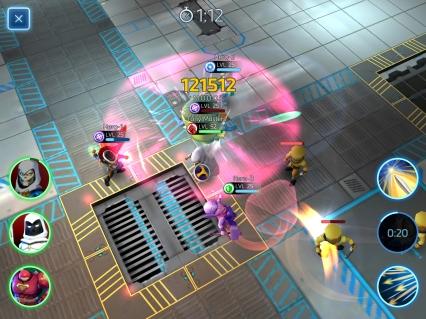 MMH - Age of Ultron - screenshot 4