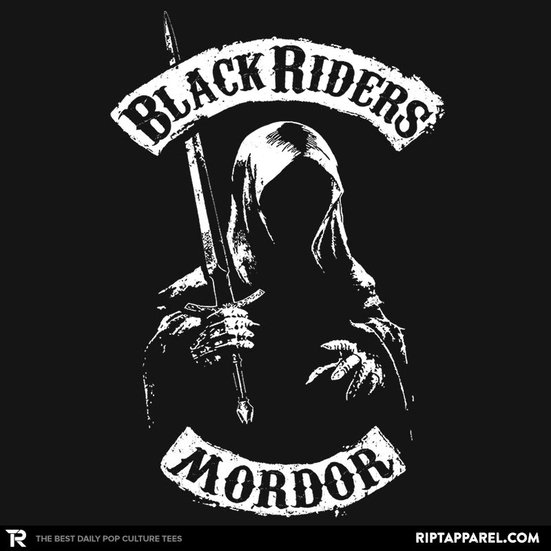 Mordor Black Riders