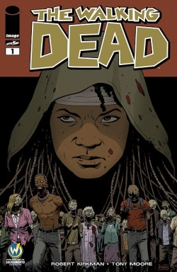 Paolo Rivera The Walking Dead #1