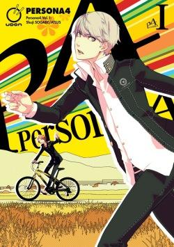 Persona 4 The Manga Vol. 1