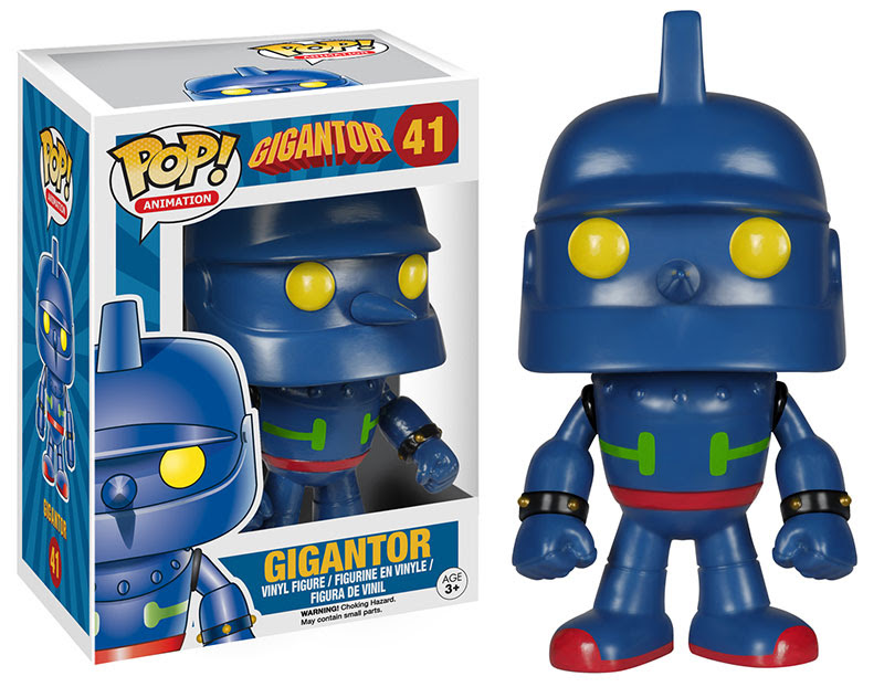 Pop! Animation Gigantor