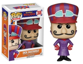 Pop! Animation Hanna-Barbera Dick Dastardly