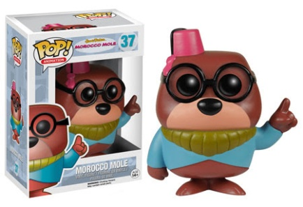 Pop! Animation Hanna-Barbera Morocco Mole