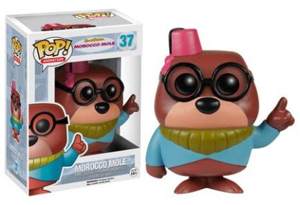 Pop! Animation Hanna-Barbera Morocco Mole