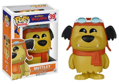Pop! Animation Hanna-Barbera Muttley