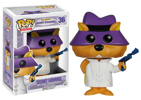 Pop! Animation Hanna-Barbera Secret Squirrel