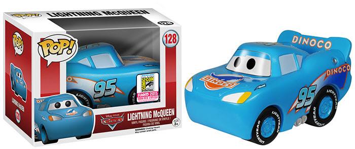 Pop! Disney Cars - Dinoco McQueen