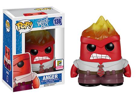 Pop! Disney Pixar Inside Out – Flamehead Anger