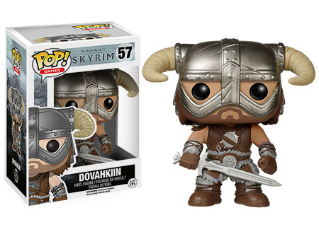 Pop! Games The Elder Scrolls V Skyrim 1