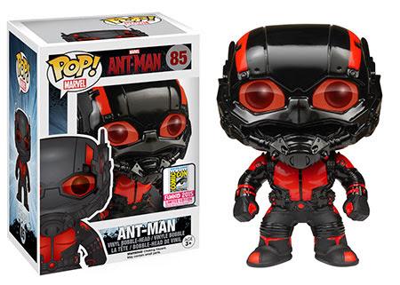 Pop! Marvel Ant-Man - Black Out Ant-Man